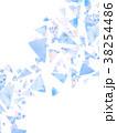 水彩 模様 壁紙のイラスト 38254486