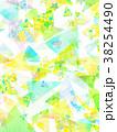 水彩 模様 壁紙のイラスト 38254490