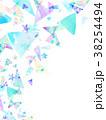水彩 模様 壁紙のイラスト 38254494