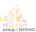 水彩 模様 壁紙のイラスト 38254502