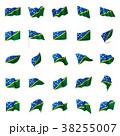 旗 フラッグ フラグのイラスト 38255007