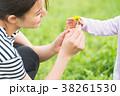 春 親子イメージ  38261530