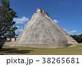 魔法使いのピラミッド 世界遺産 マヤ遺跡 メキシコ 38265681