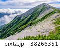 山 山岳 稜線の写真 38266351