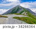 山 山岳 稜線の写真 38266364