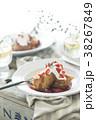 苺のフレンチトースト 38267849