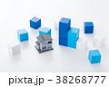 積み木 ブロック 積立の写真 38268777