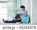 学生 パソコン スクールライフ 38269876
