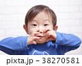 男の子 幼児 可愛いの写真 38270581