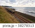 列車 鉄道 乗り物の写真 38278313