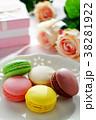 食べ物 カラフル お菓子の写真 38281922