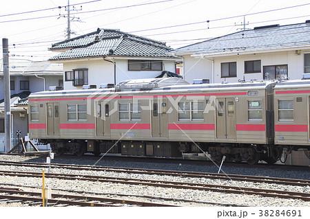 富士急行で保管されている元京葉線205系 38284691