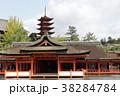 厳島神社 38284784