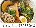 スープカレー 食べ物 スープの写真 38285048