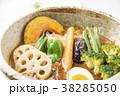 スープカレー 食べ物 スープの写真 38285050