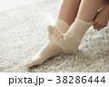 女性 靴下 五本指ソックスの写真 38286444