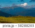 北アルプス 水晶岳 太郎平の写真 38288203