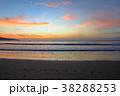 バリ島のサンセット 38288253