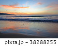 バリ島のサンセット 38288255