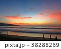 バリ島のサンセット 38288269