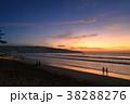 バリ島のサンセット 38288276