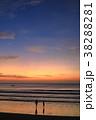 バリ島のサンセット 38288281