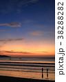 バリ島のサンセット 38288282