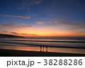バリ島のサンセット 38288286