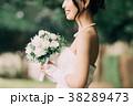 ウエディング ウエディングドレス ブライダルの写真 38289473