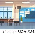 教室 インテリア スクールのイラスト 38291584
