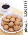 お菓子 焼き菓子 スイーツの写真 38294533