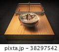 ビットコイン コイン 硬貨のイラスト 38297542