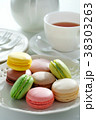 マカロンと紅茶 38303263
