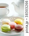 マカロンと紅茶 38303266