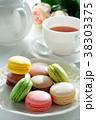 マカロンと紅茶 38303375