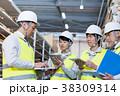 男性 倉庫 作業員の写真 38309314