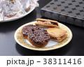 焼き菓子 チョコレート お菓子の写真 38311416