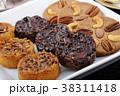 焼き菓子 クッキー お菓子の写真 38311418