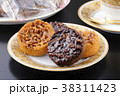 焼き菓子 チョコレート お菓子の写真 38311423