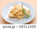 鶏肉 揚げ物 天ぷらの写真 38311495