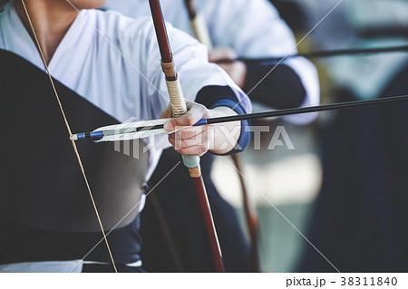 弓道イメージ 日本 和風 38311840