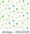 パターン 柄 模様のイラスト 38312329