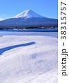 風景 富士山 河口湖の写真 38315757