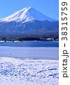 富士山 山 世界文化遺産の写真 38315759