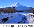 風景 富士山 河口湖の写真 38315766
