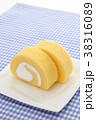 ロールケーキ 38316089