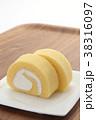 ロールケーキ 38316097
