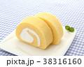 ロールケーキ 38316160