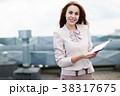 キャリアウーマン ビジネスウーマン 女性実業家の写真 38317675