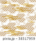パターン 柄 模様のイラスト 38317959